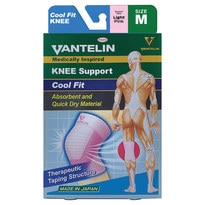 Cool Fit Knee Support Pink M 1's
