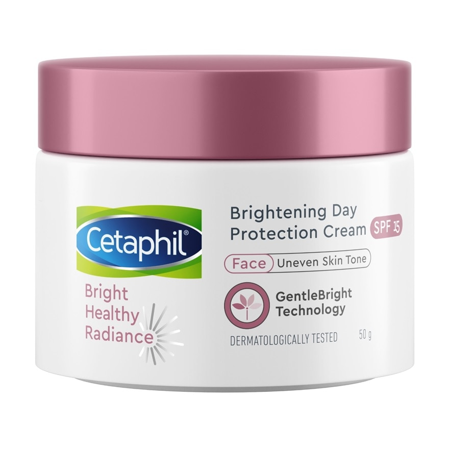 Bright Healthy Radiance Day Protection Cream 50g