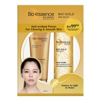 Bio-Gold 24K Gold Cleanser + Gold Water 1's