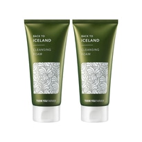 Back to Iceland Cleansing Foam Twin Pack 120ml x2