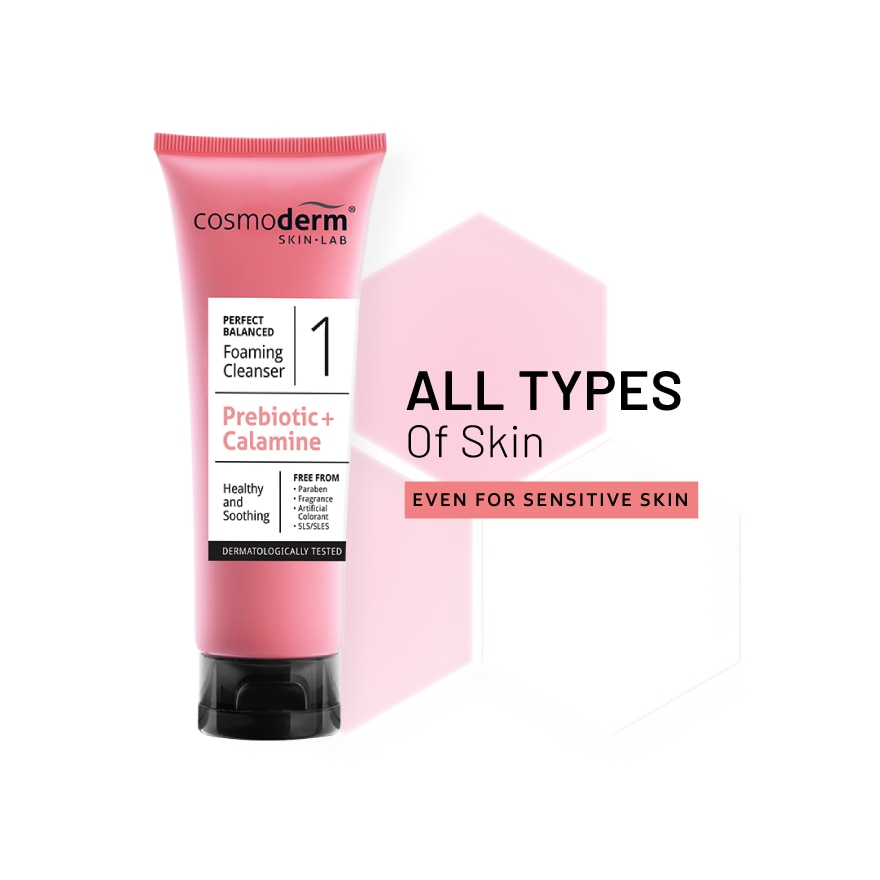 Perfect Balanced Foaming Cleanser 100ml