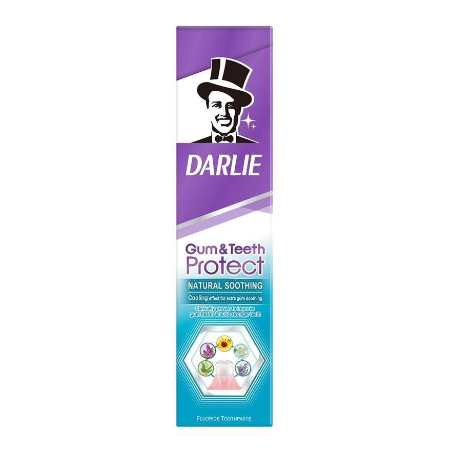 Toothpaste Gum & Teeth Protection