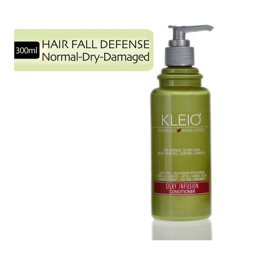 Silky Infusion Conditioner 300ml