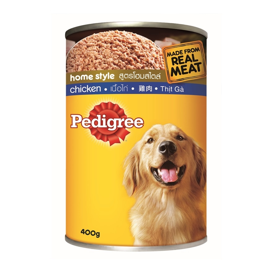 Dog Wet Food Can Chicken 400gm