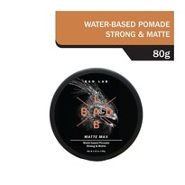Matte Max Water-based Pomade 80g