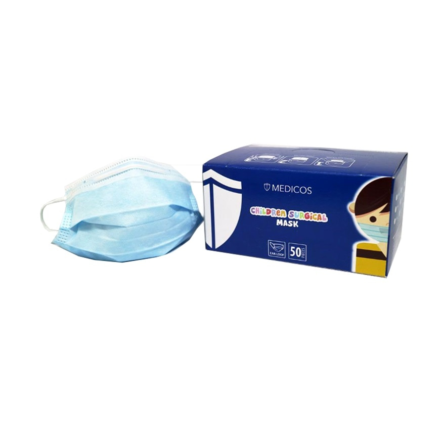 MEDICOSChildren Surgical Facemask 50s,PWP @ RM12.80 ISPWP @ 15% MAR
