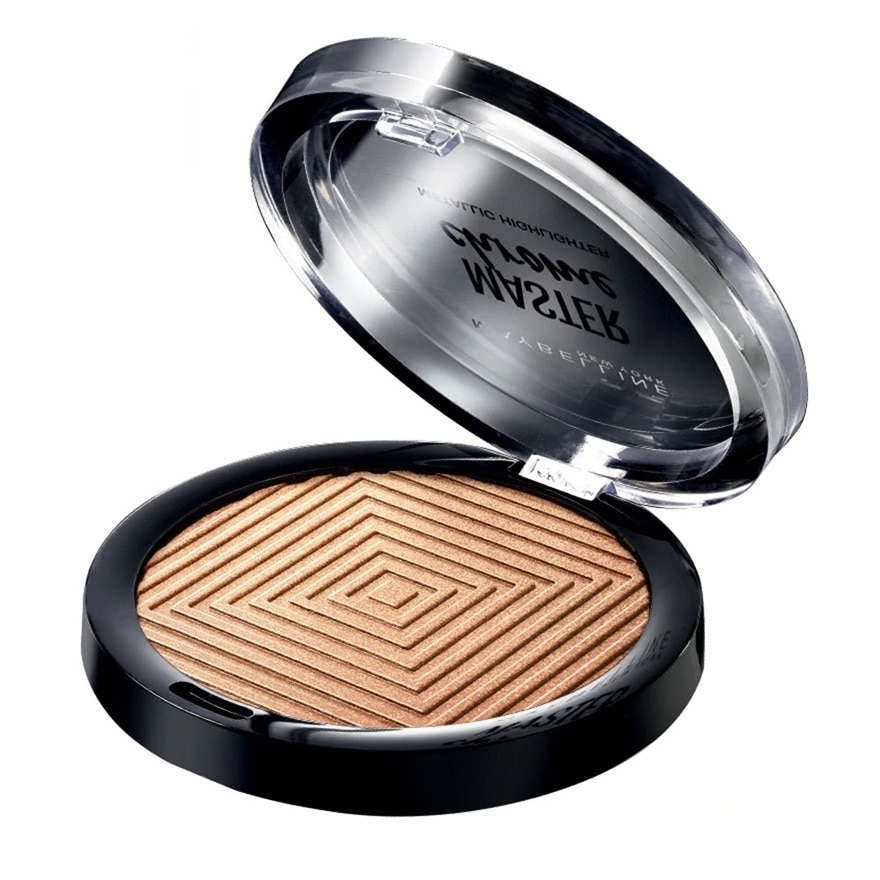 MAYBELLINEMaster Chrome Metallic 100 Molten Gold,MBR ECOM ADD 10% OFF MAR21PWP @ 50% IS