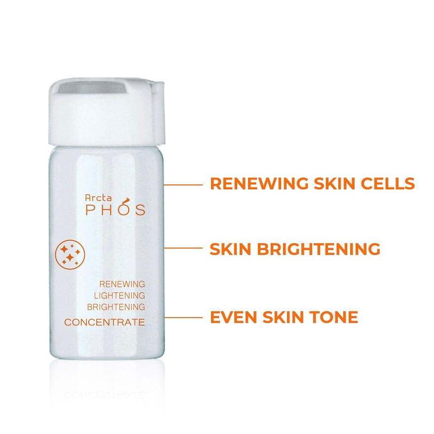 ARCTAPHOSConcentrate Brightening 8ml x 4,ECOUPON RM13 OFFPWP @ RM12.80 IS