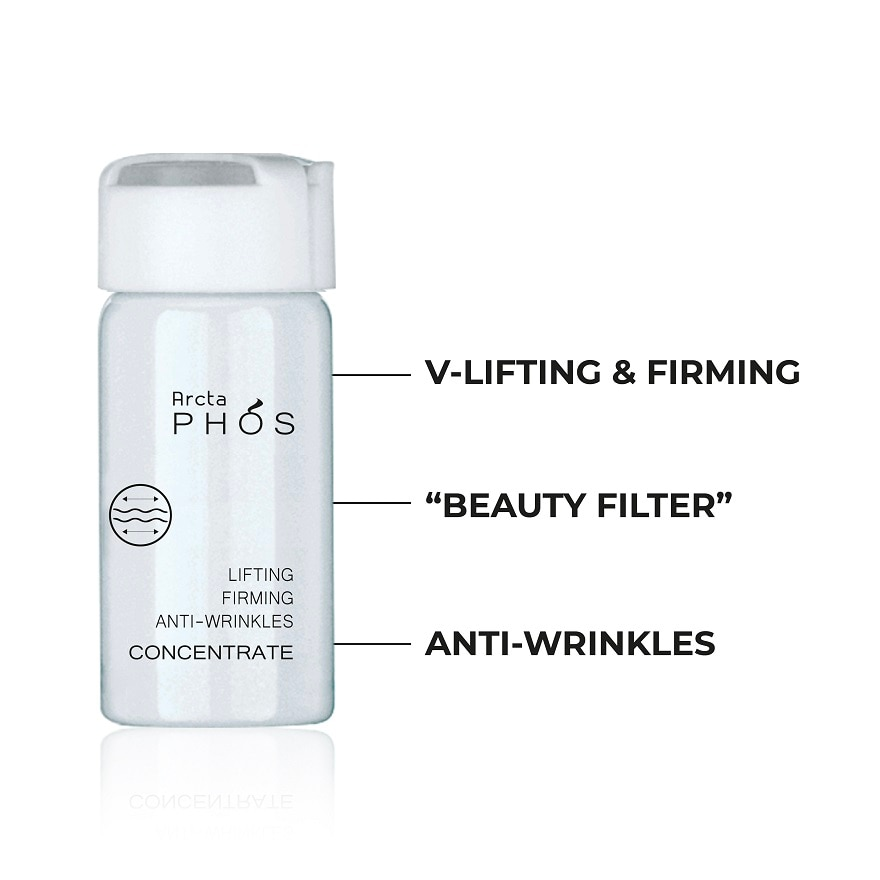 ARCTAPHOSConcentrate Anti-Wrinkles 8ml x 4,ECOUPON RM13 OFFPWP @ RM12.80 IS
