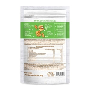 NUTRABLISS BY WATSONNatural Raw Walnuts (Unsalted),POINT REDEMPTIONEARLY BIRD FREE GIFT