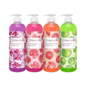 ORITAOrchid Scented Shower Gel 1000ML,ECOUPON RM15 OFF DECECOUPON RM13 OFF