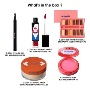 C.CODEBeauty on A Budget - Set A,ECOUPON RM15 OFF DECECOUPON RM13 OFF