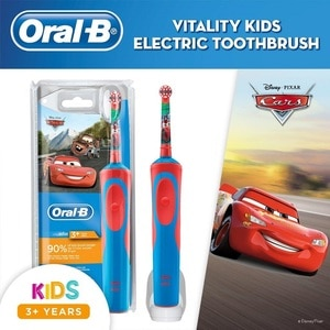 ORAL-BPower toothbrush Kids Stages Cars 1s,ECOUPON RM10 OFF ECOMECOUPON RM10 OFF ECOM