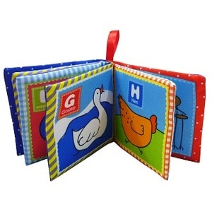 SIMPLE DIMPLEEducational Soft Baby Book (Alphabets & Numbers),POINT REDEMPTIONPWP @ RM5 IS