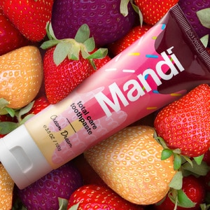 MANDICream Dream Total Care Toothpaste 100g,ECOUPON RM13 OFFPWP @ RM12.80 IS