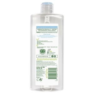 SIMPLEWater Boost Micellar Cleansing Water 400ml,GWP SIMPLE CLEANS WIPES ECOMPWP @ 25% AUG