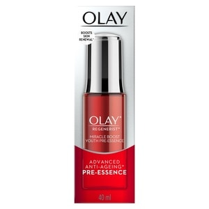 OLAYRegenerist Miracle Boost Youth Pre-Essence 40ml,ECOUPON RM13 OFF