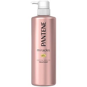 PANTENEMiracles Conditioner Crystal Smooth 500ml ,ECOUPON RM10 OFF ECOMECOUPON RM8 OFF ECOM