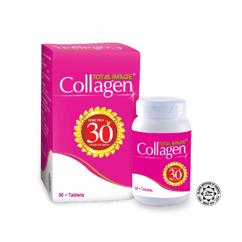 TOTAL IMAGECollagen 30th Anvsry 30s,ECOUPON RM7 OFF JAN21ECOUPON RM12 OFF ONLINE