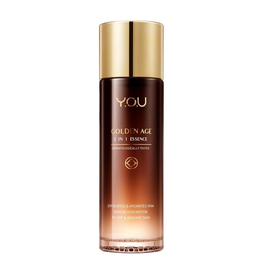 Y.O.UGolden Age 2 in 1  Essence 100ml,ECOUPON RM13 OFFGWP BIFESTA BEAUTY PACK ECOM