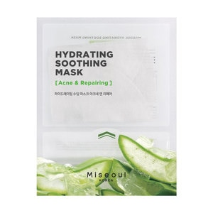 MISEOULHydrating Soothing Mask 1s,2 FOR RM15GWP CRYSTAL SACHET ECOM