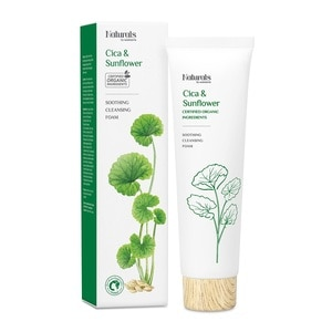NATURALS BY WATSONSCica & Sunflower Soothing Cleansing Foam 130ml,ECOUPON RM15 OFF ECOMECOUPON RM10 OFF ECOM