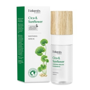 NATURALS BY WATSONSCica & Sunflower Soothing Serum 30ml,ECOUPON RM15 OFF ECOMECOUPON RM10 OFF ECOM