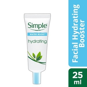 SIMPLEWater Boost Hydrating Booster 25ml,VOUCHER RM10 OFF JUL MBMSVOUCHER RM10 OFF JUL MBMS