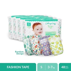 OFFSPRINGFASHION TAPE S 4X48'S,PWP @ 25% AUGMBR FREE HOME DELIVERY (EM)