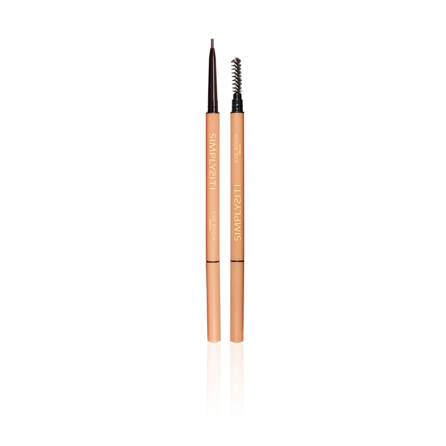 SIMPLYSITIEye Brow Pencil Brown CEB01,POINT REDEMPTIONECOUPON RM13 OFF