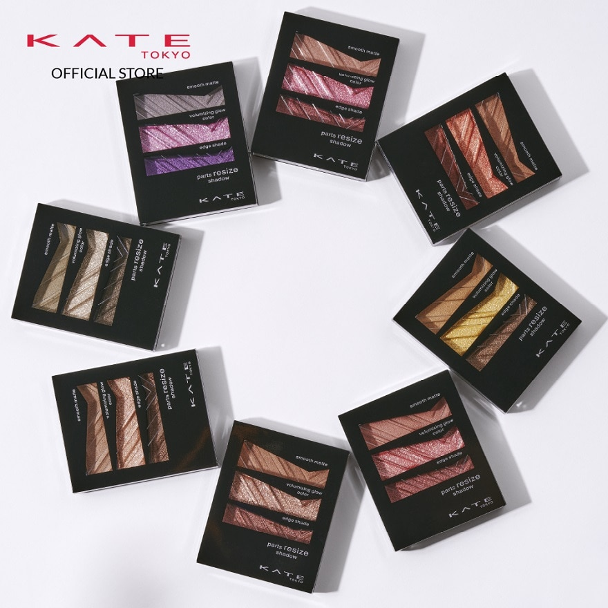 KATEParts Resize Shadow RD-1,VOUCHER RM5 OFF COSMETICVOUCHER RM5 OFF COSMETIC