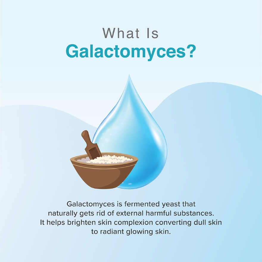 THE POTIONSGalactomyces Water Essence 20ml,MEMBER @ 5% IS JULINST RBT RM5 OFF POTIONS
