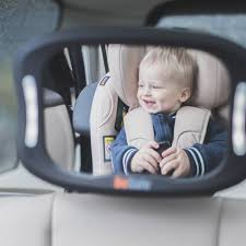 SIMPLE DIMPLEBaby Safety Mirror with LED Light,Others(Default)POINT REDEMPTION