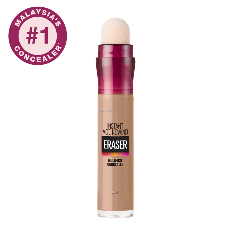 MAYBELLINEInstant Age Rewind Concealer 142 Butterscotch,1111cosmetic