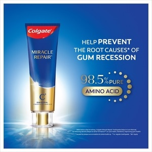 COLGATEMiracle Repair Toothpaste 90g,ECOUPON RM15 OFF DECECOUPON RM13 OFF