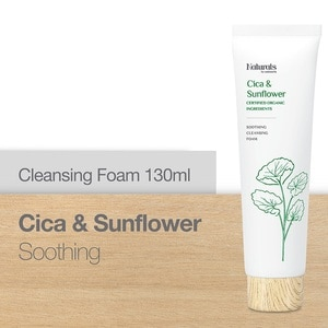 NATURALS BY WATSONSCica & Sunflower Soothing Cleansing Foam 130ml,VOUCHER RM5 OFF OLVOUCHER RM5 OFF OL