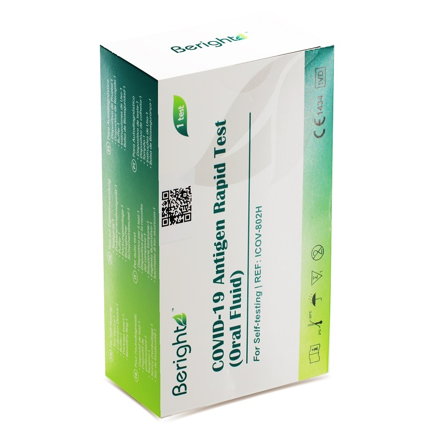 BERIGHTCovid Self Test Kit,Others(Default)ECOUPON RM13 OFF