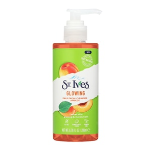 ST IVESGlowing Apricot Daily Cleanser 200ml,POINT REDEMPTIONFREE GIFT
