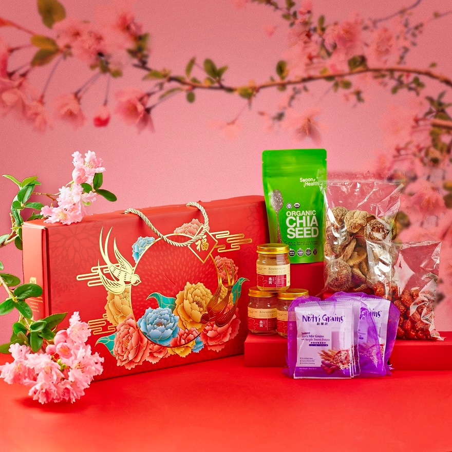 WATSONSChinese New Year 2021 Gift Box_88,ECOUPON RM15 OFF DECECOUPON RM13 OFF