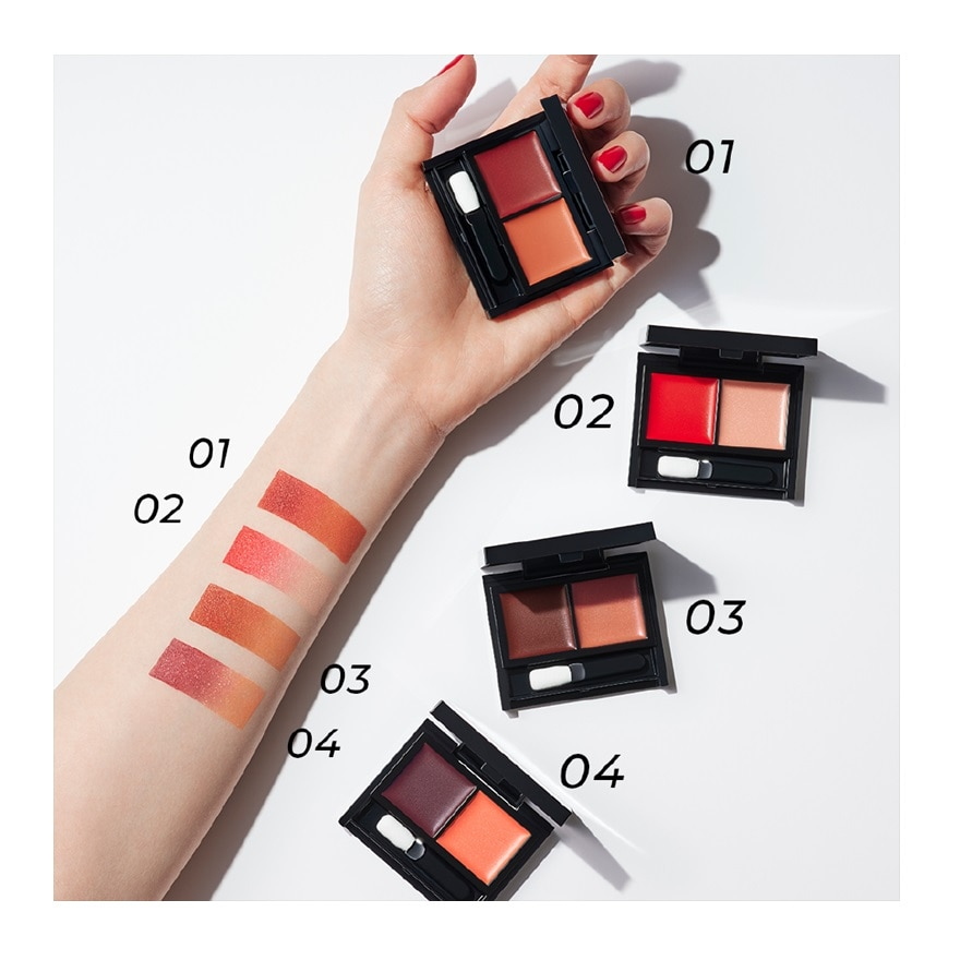 KATERed Nude Rouge (Airy Matte) 01,ECOUPON RM10 OFF OCTECOUPON RM10 OFF OCT