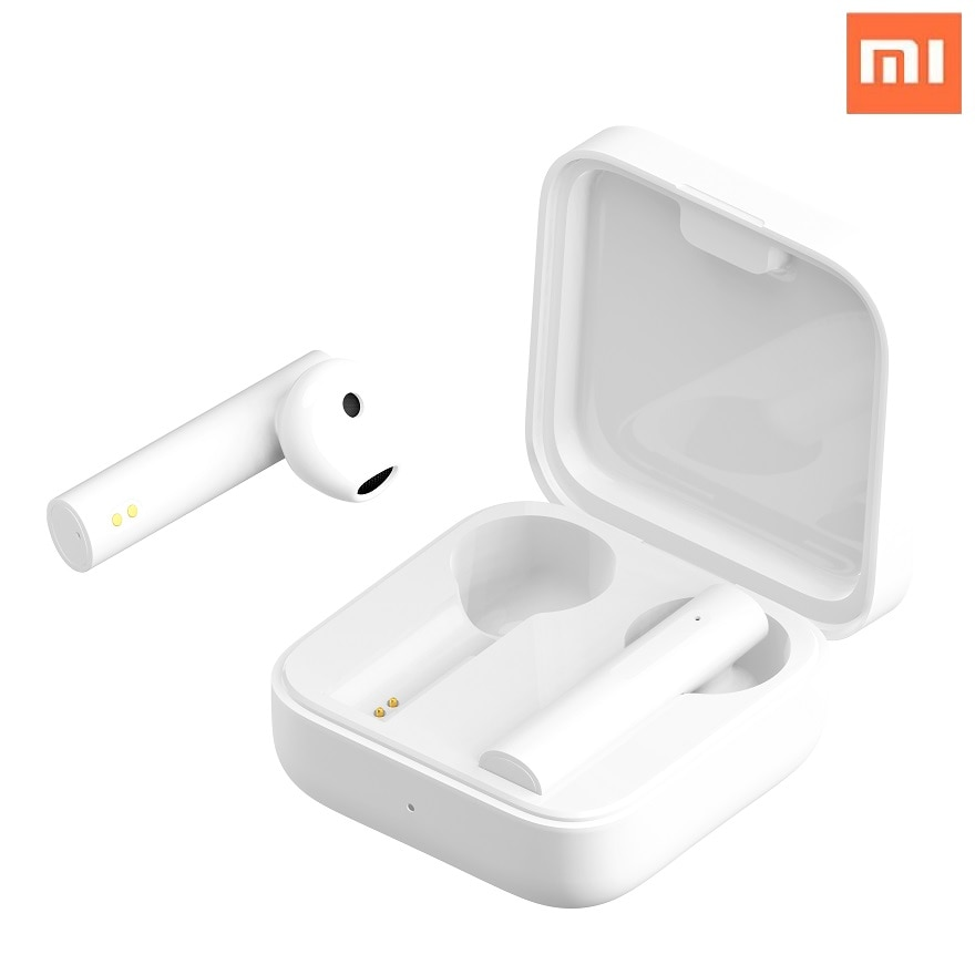 XIAOMIMi True Wireless Earphones 2 Basic,MBR FREE HOME DELIVERY (EM)FREE HOME DELIVERY (WM)