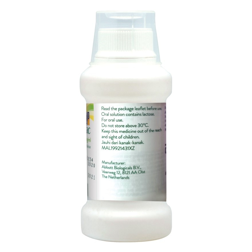 SOLVAY PHARMADUPHALAC SYR      200ML,Over The CounterPOINT REDEMPTION