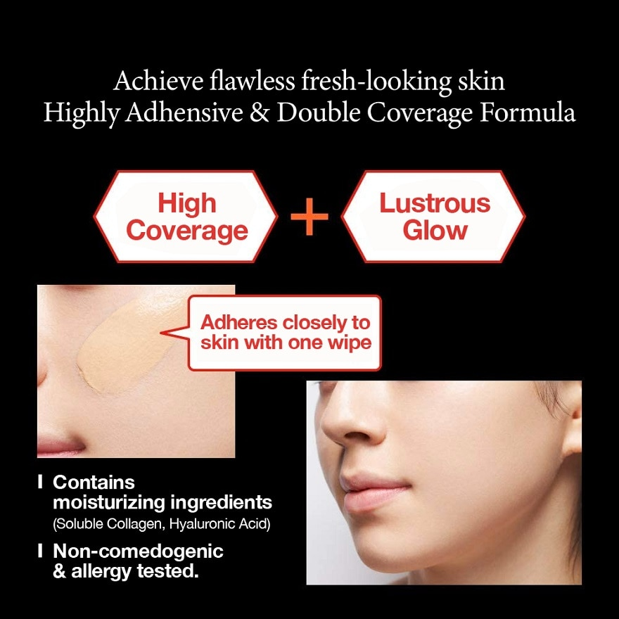 KATEReal Cover Liquid Light Glow 00,ECOUPON RM8 OFF DECPOINT REDEMPTION