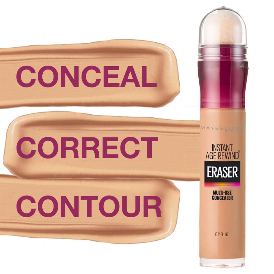 MAYBELLINEInstant Age Rewind Concealer Light 120,ECOUPON RM10 OFF ECOMECOUPON RM7 OFF ECOM